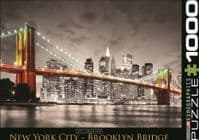 Brooklyn Bridge - 1000 Piece Jigsaw|Eurographics Jigsaw